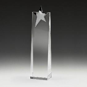 Crystal Award CS275 - Trophy Land