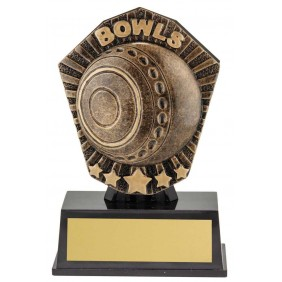 Lawn Bowls Trophy CSM83 - Trophy Land