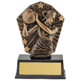 Netball Trophy CSM91 - Trophy Land