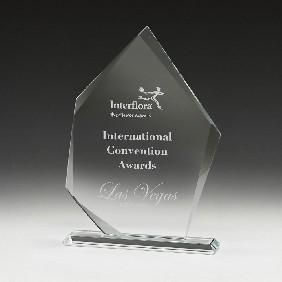 Glass Award CT175L - Trophy Land