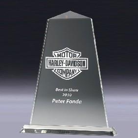 Crystal Award CT19C - Trophy Land