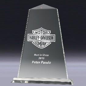 Crystal Award CT292 - Trophy Land
