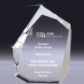 Crystal Award CT35C - Trophy Land
