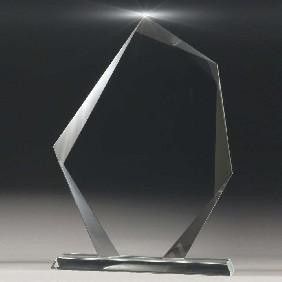 Glass Award CT594L - Trophy Land
