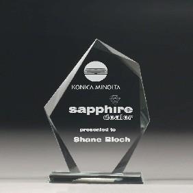 Glass Award CT594M - Trophy Land