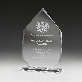 Glass Award CT645L - Trophy Land