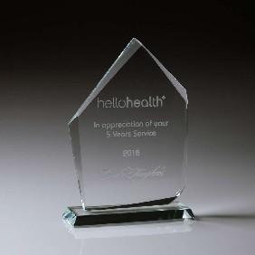 Glass Award CT930B - Trophy Land
