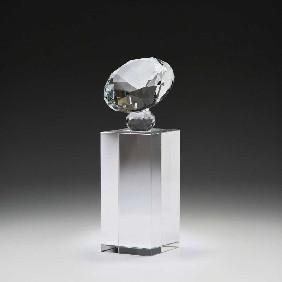 Crystal Award CY188B - Trophy Land