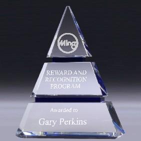 Crystal Award CY193 - Trophy Land
