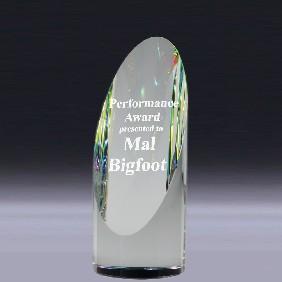 Crystal Award CY903 - Trophy Land