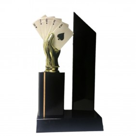 Cards Trophy CardFoiled - Trophy Land
