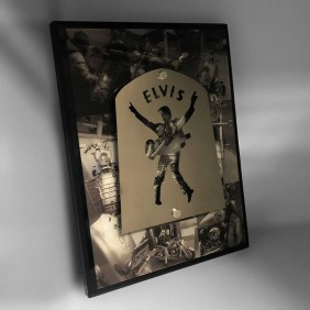 Signage Gallery Custom Elvis Plaque - Trophy Land