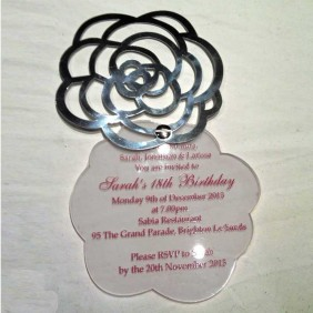 Signage Gallery Custom Invitation - Trophy Land