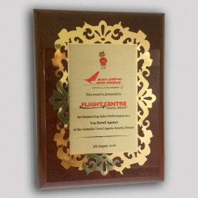Signage Gallery Custom Wall Plaque - Trophy Land