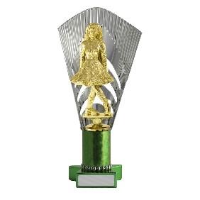 Dance Trophy D18-1011 - Trophy Land