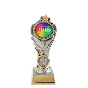 Dance Trophy D18-3311 - Trophy Land