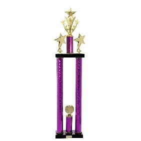 Dance Trophy D19-4007 - Trophy Land