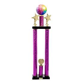 Dance Trophy D19-5204 - Trophy Land