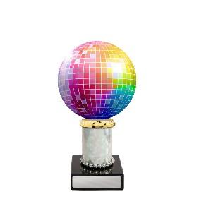 Dance Trophy D19-5210 - Trophy Land