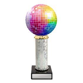 Dance Trophy D19-5212 - Trophy Land