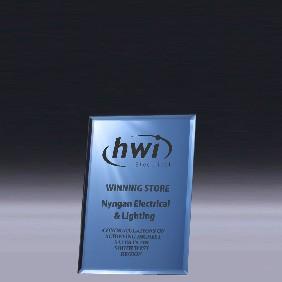 Glass Award DE31 - Trophy Land