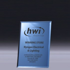 Glass Award DE32 - Trophy Land