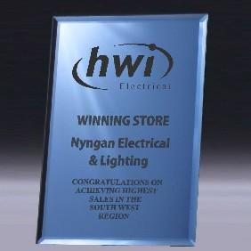 Glass Award DE34 - Trophy Land