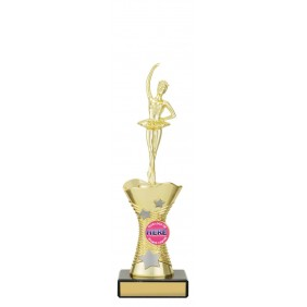 Dance Trophy DF0386 - Trophy Land