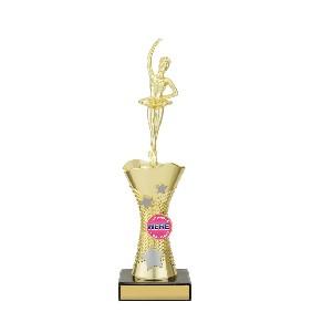 Dance Trophy DF0387 - Trophy Land
