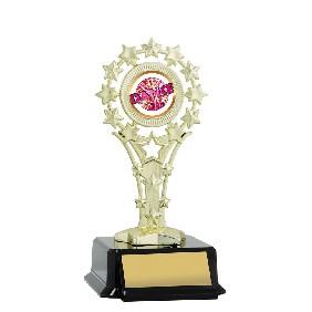 Dance Trophy DF1234 - Trophy Land
