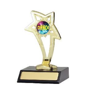 Dance Trophy DF1243 - Trophy Land