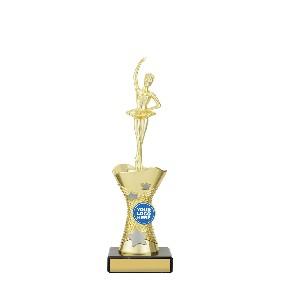 Dance Trophy DF1524 - Trophy Land