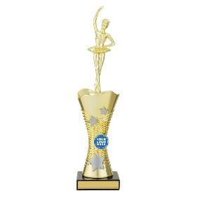 Dance Trophy DF1526 - Trophy Land
