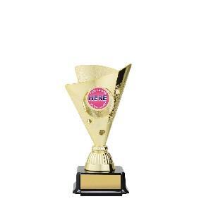 Dance Trophy DF9019 - Trophy Land