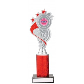 Dance Trophy DF9067 - Trophy Land