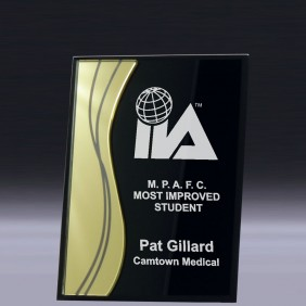 Glass Award DM71 - Trophy Land
