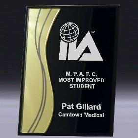 Glass Award DM72 - Trophy Land