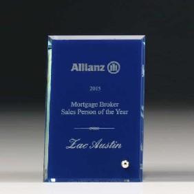Glass Award DP31 - Trophy Land