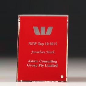 Glass Award DP61 - Trophy Land
