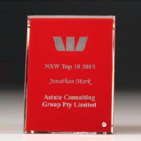 Glass Award DP62 - Trophy Land