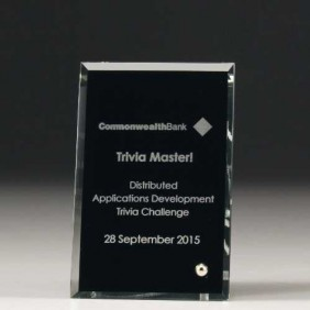 Glass Award DP71 - Trophy Land