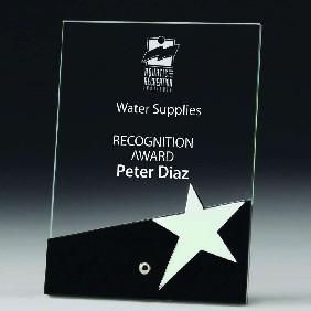 Glass Award DP75 - Trophy Land