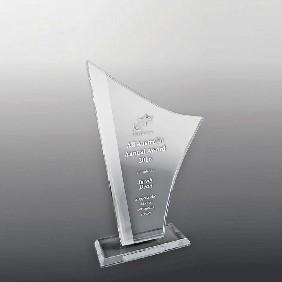 Glass Award DSGA01A - Trophy Land