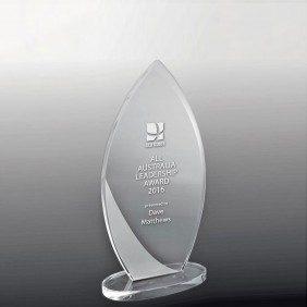 Glass Award DSGA02A - Trophy Land