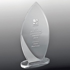 Glass Award DSGA02C - Trophy Land