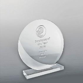 Glass Award DSGA03A - Trophy Land