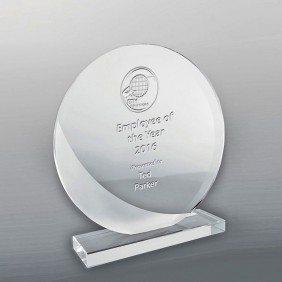 Glass Award DSGA03B - Trophy Land