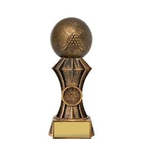 Snooker Trophy DT29A - Trophy Land