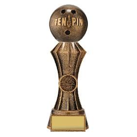 Ten Pin Bowling Trophy DT52B - Trophy Land