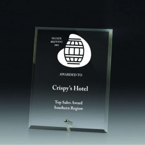 Glass Award DY10A - Trophy Land